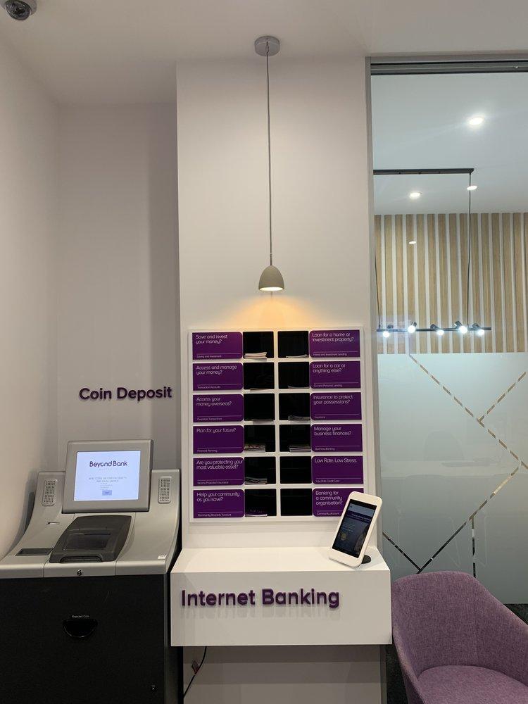 bank coin deposit lighting